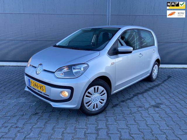 Volkswagen Up! 1.0 up bouwjaar 2012 met vele extra's