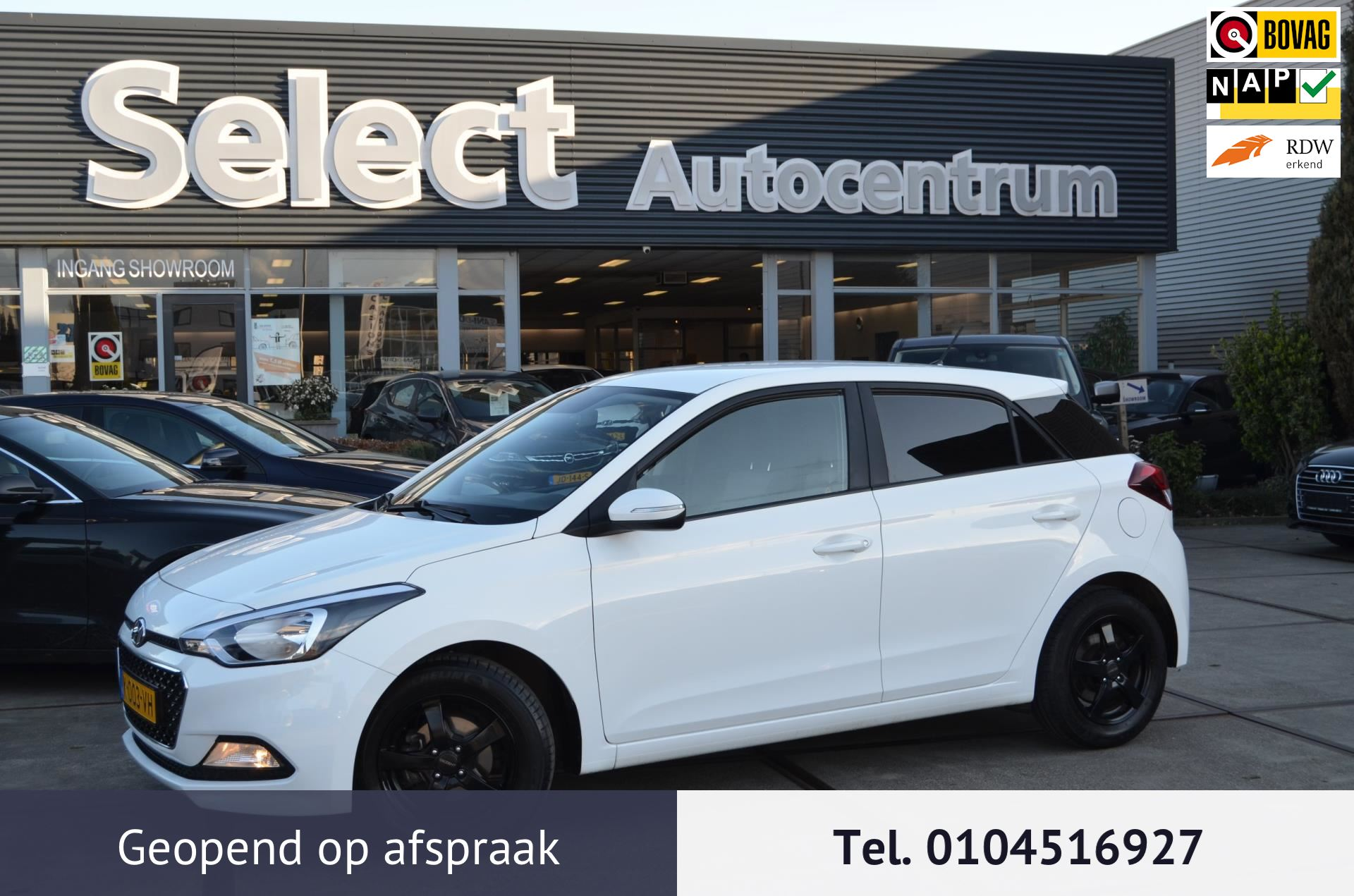 Hyundai I20 occasion - Select Autocentrum