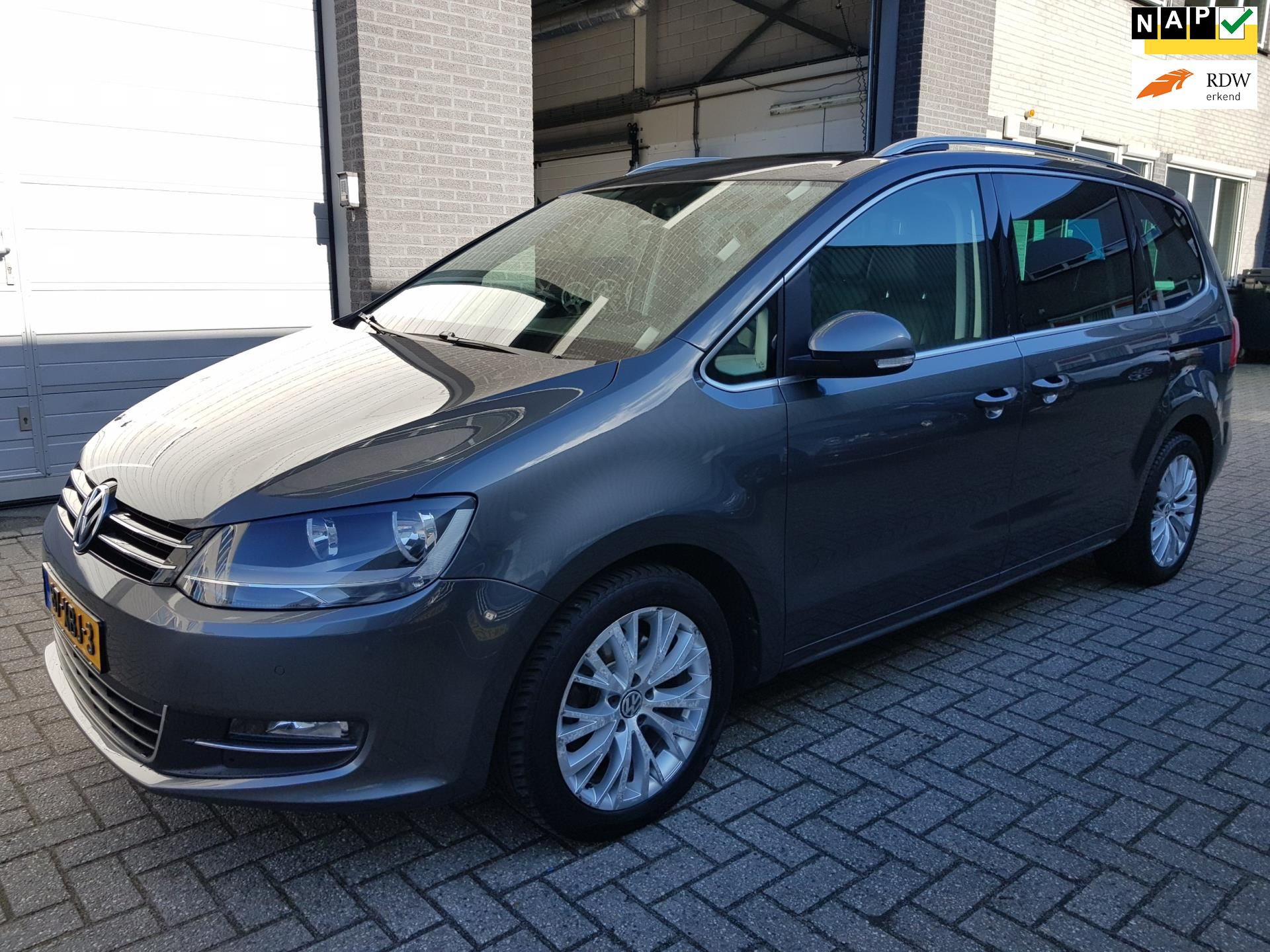 Volkswagen Sharan occasion - B.Z. Auto's &Campers