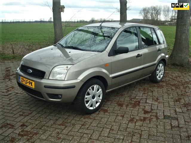 Ford Fusion 1.4-16V Trend 93279 km