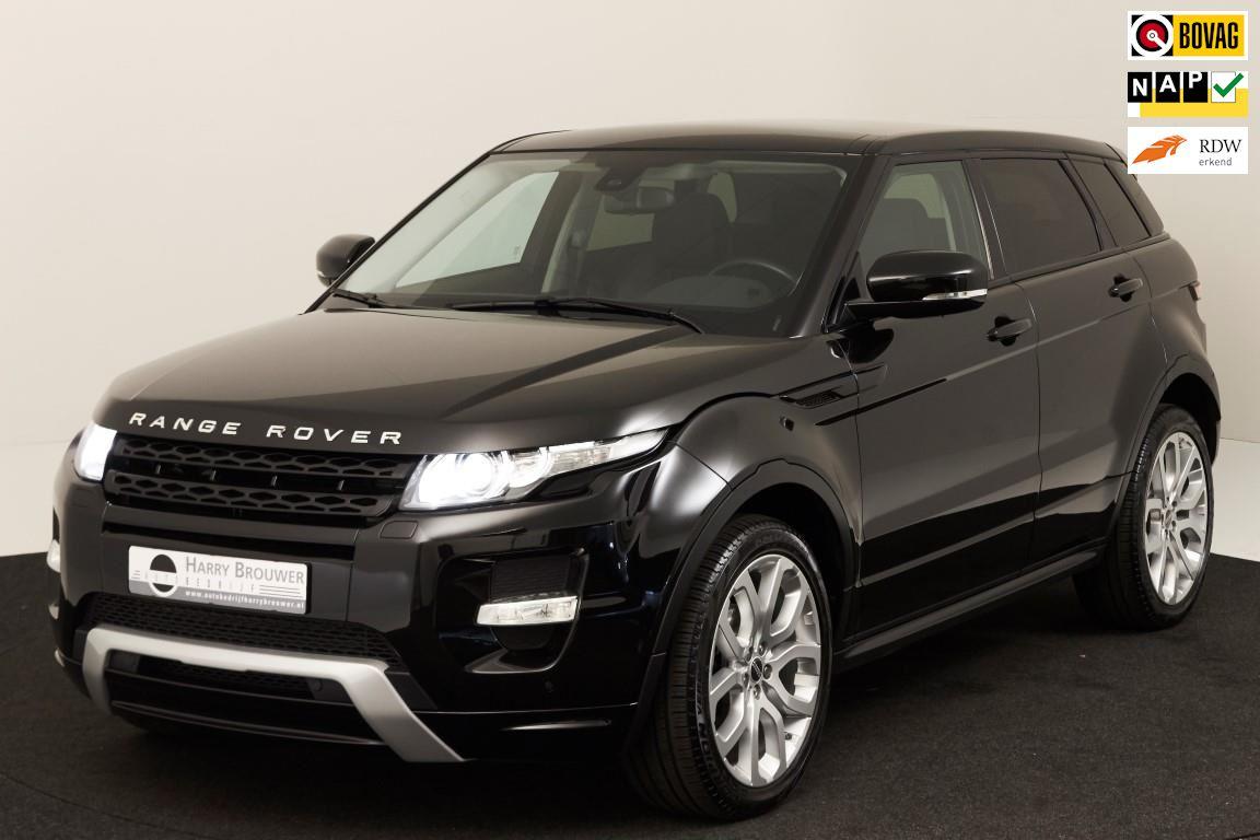 Land Rover Range Rover Evoque occasion - Autobedrijf Harry Brouwer B.V.