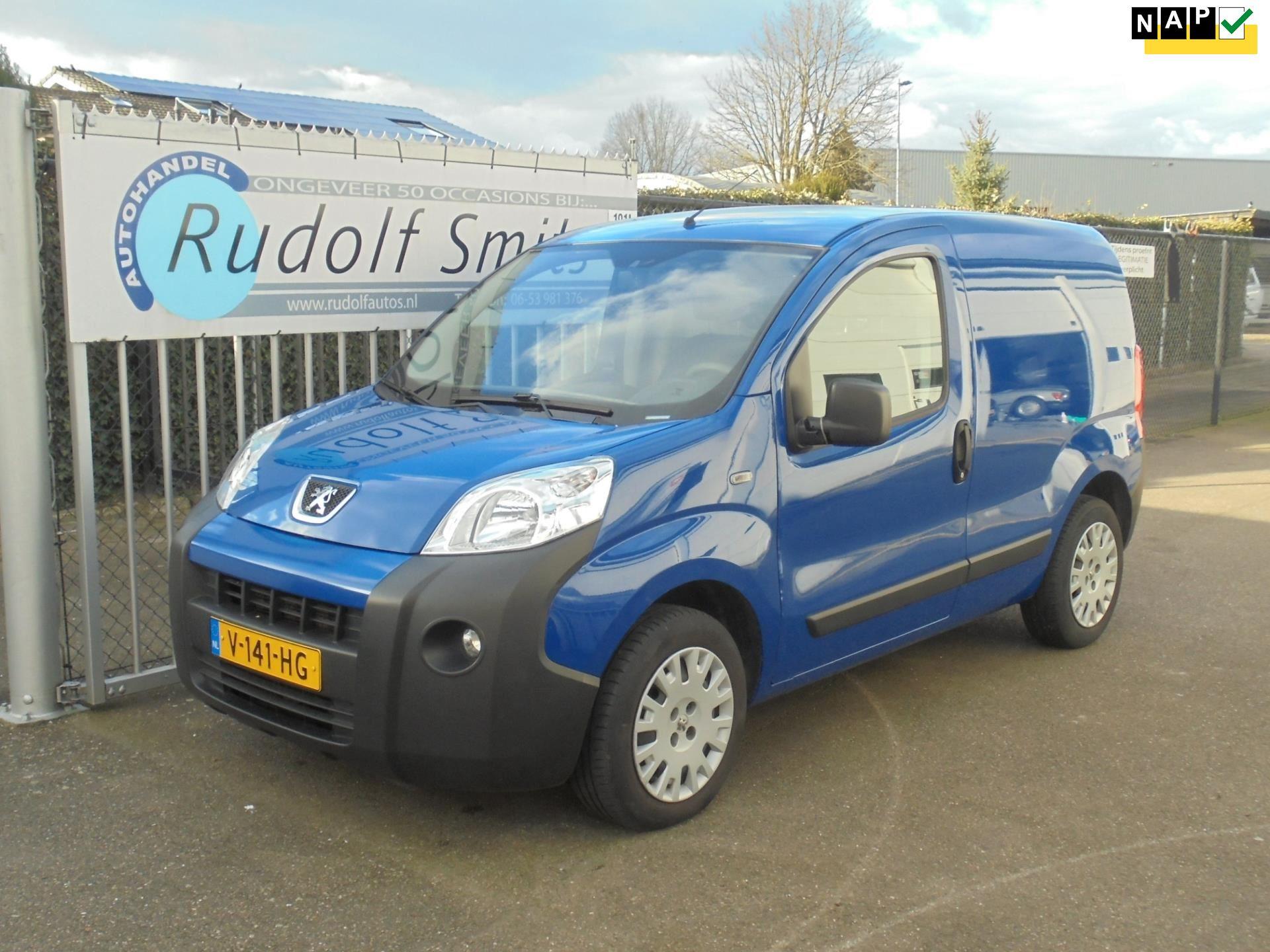 Peugeot Bipper occasion - Autohandel Rudolf Smits