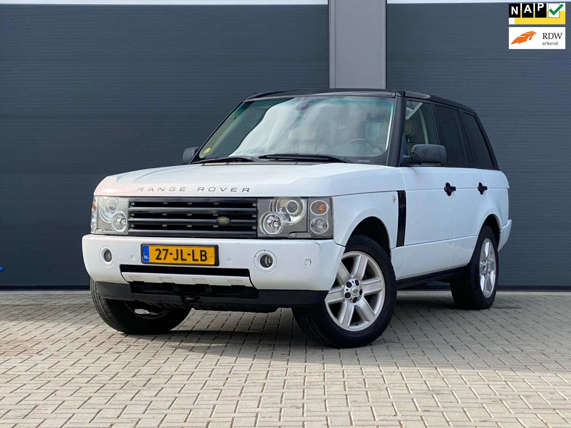 Land Rover Range Rover occasion - TER HORST CLASSICS