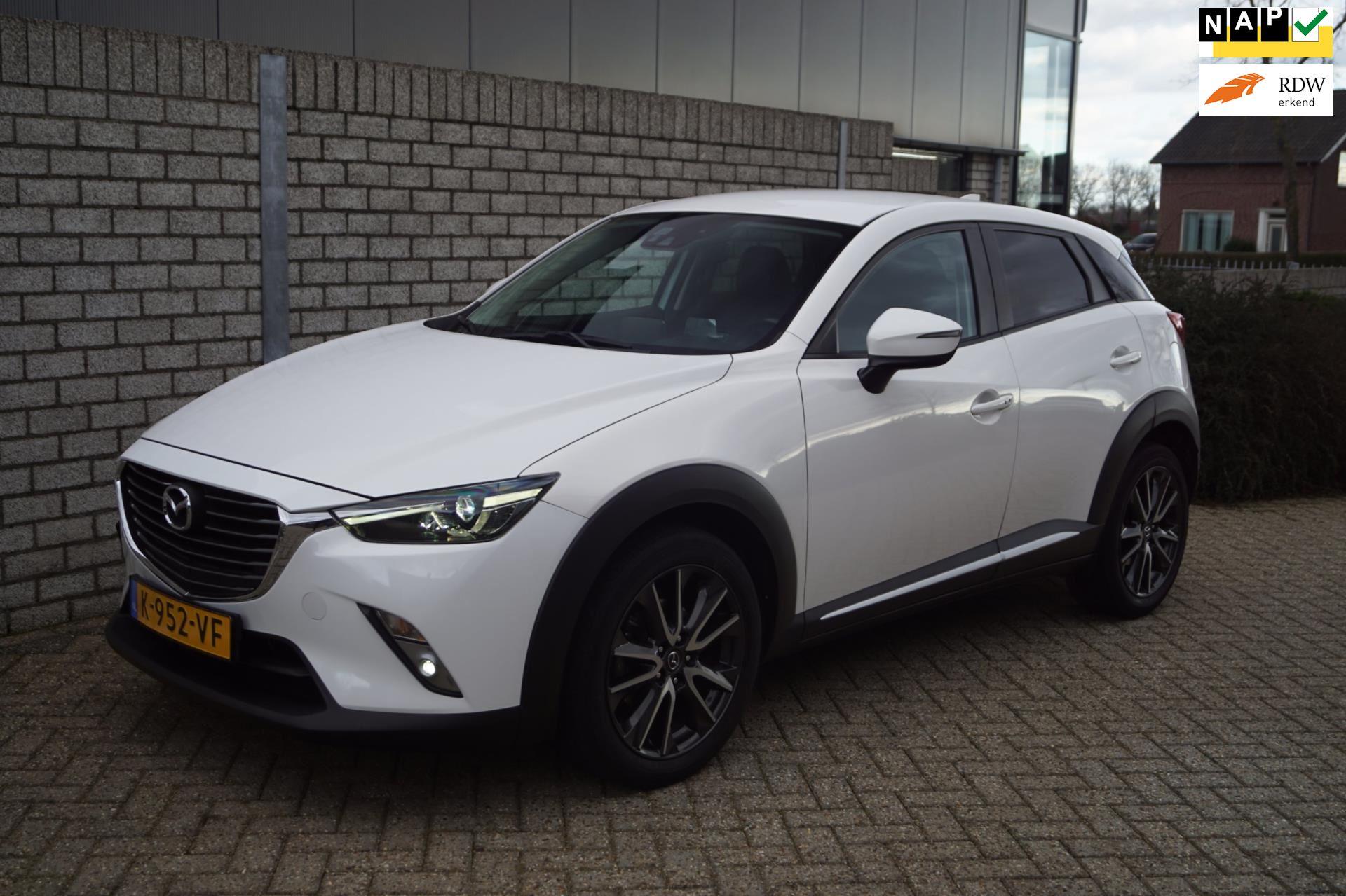 Mazda CX-3 occasion - Autobedrijf H. Wijdeven V.o.f.