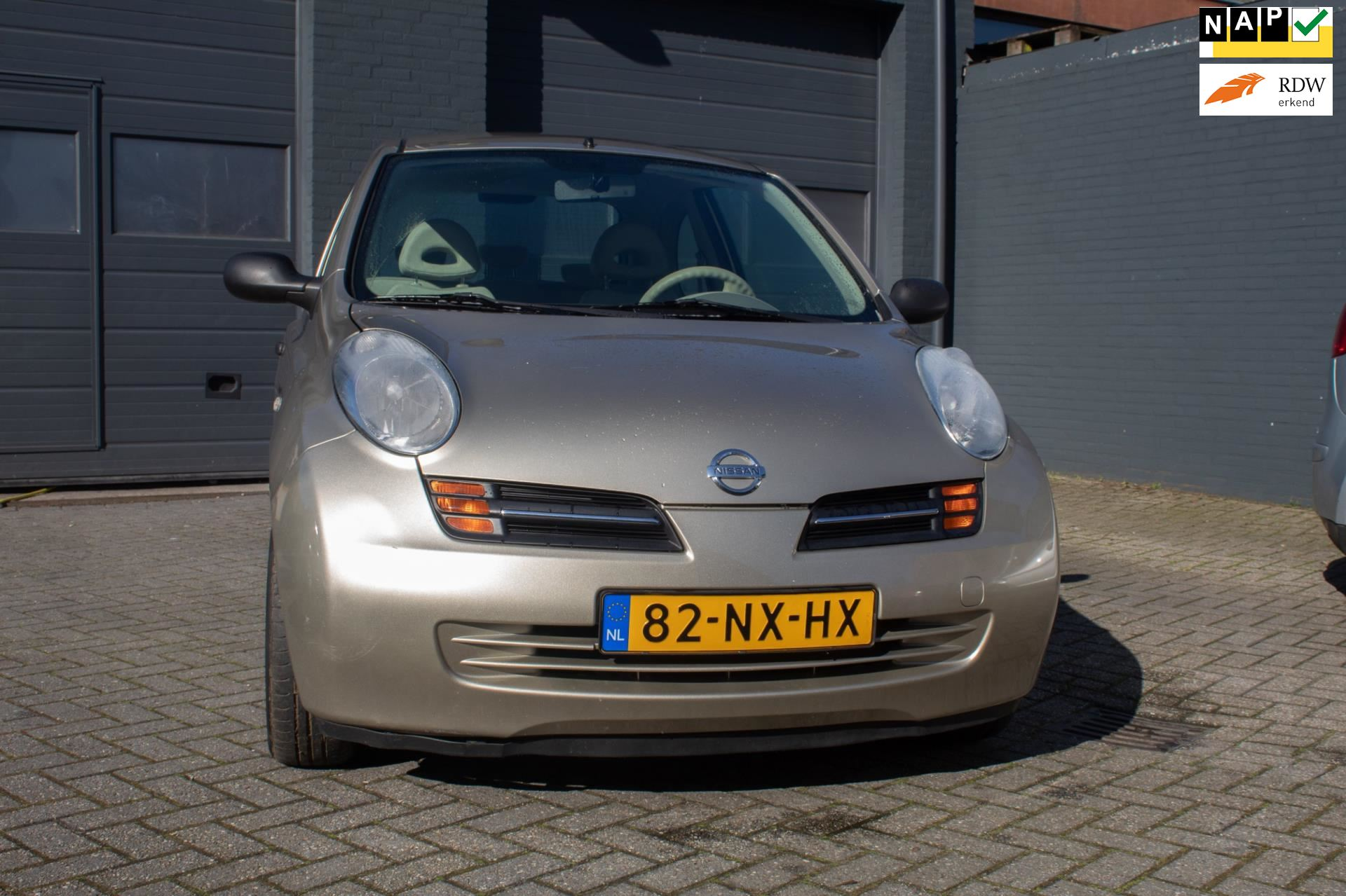 Nissan Micra occasion - MD Cars BV