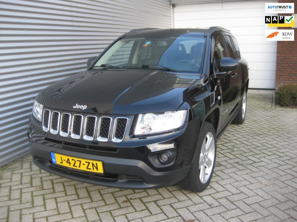 Jeep Compass occasion - Automobielbedrijf Peter Hellings