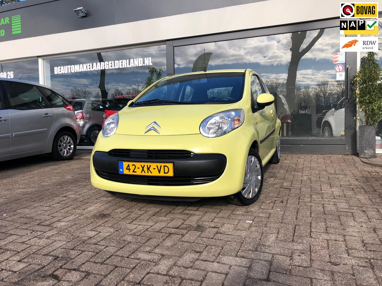 Citroen C1 occasion - De Automakelaar Gelderland
