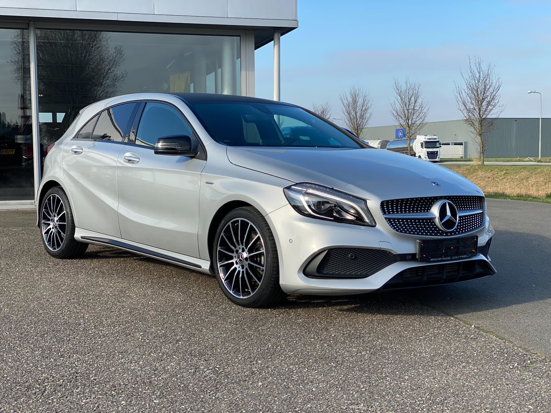 Mercedes-Benz A-klasse occasion - Garage Casteels