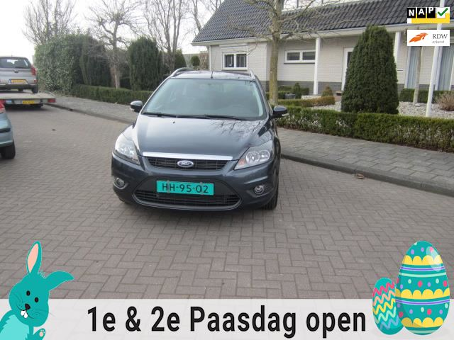 Ford Focus Wagon occasion - Garage H. Aarden