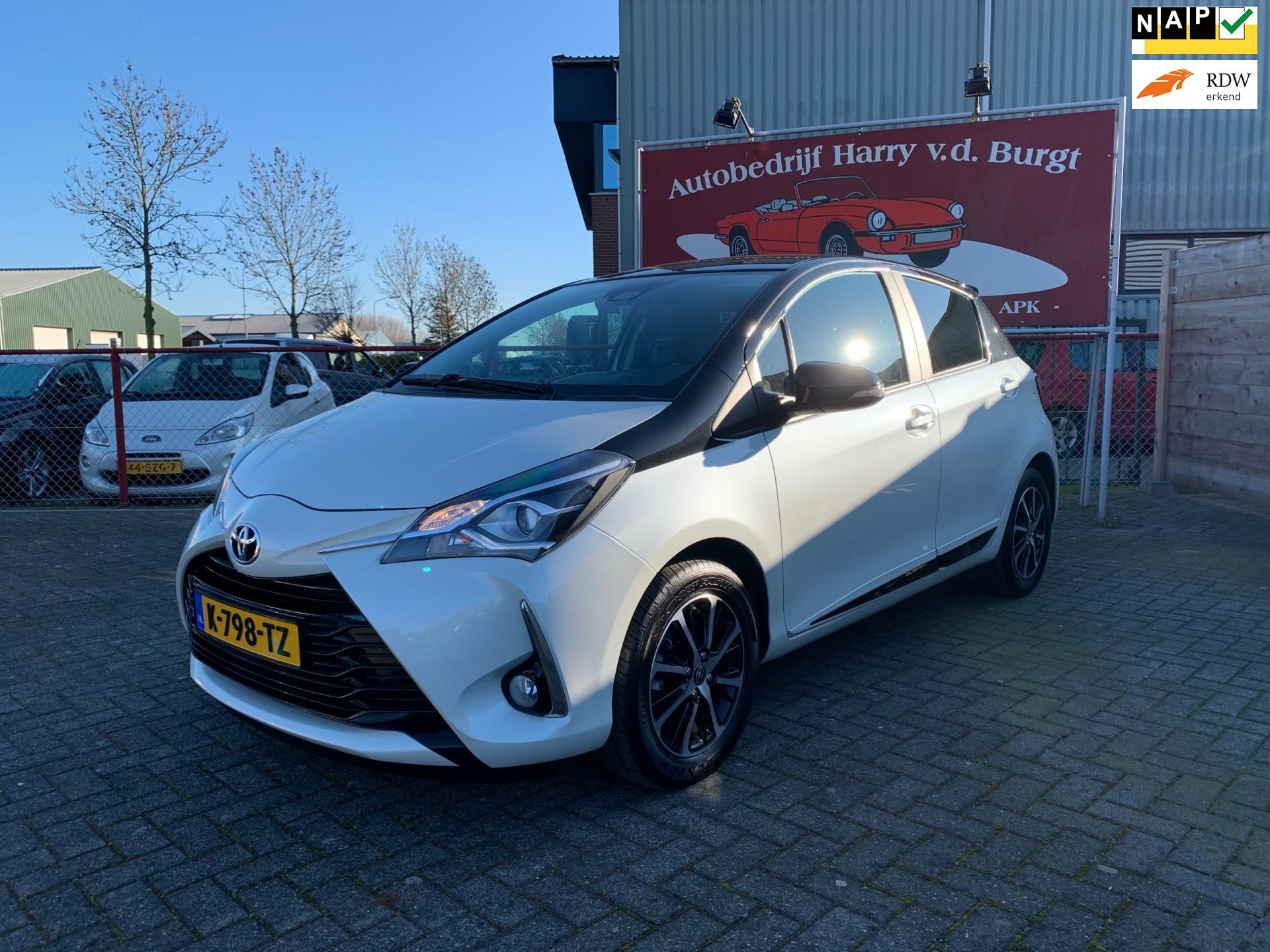 Toyota Yaris occasion - Autobedrijf Harry van der Burgt
