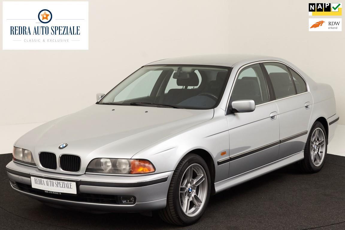 BMW 5-serie occasion - Redra Auto Speziale