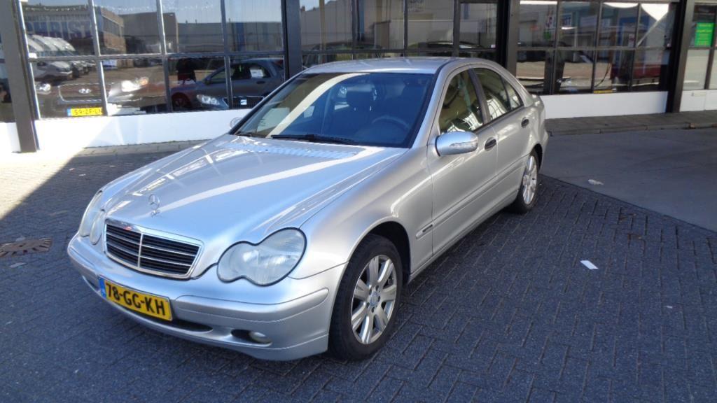 Mercedes-Benz C-klasse occasion - Handelsonderneming Christ