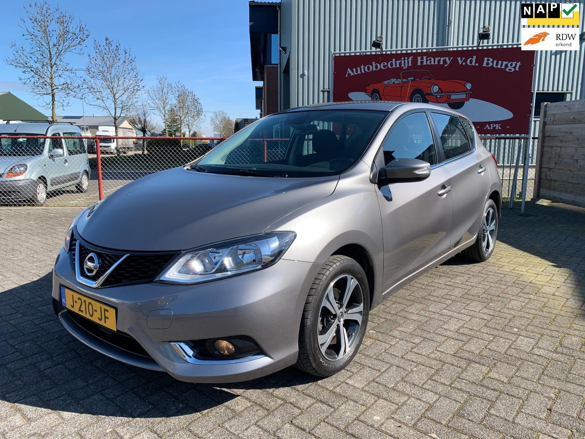 Nissan Pulsar occasion - Autobedrijf Harry van der Burgt