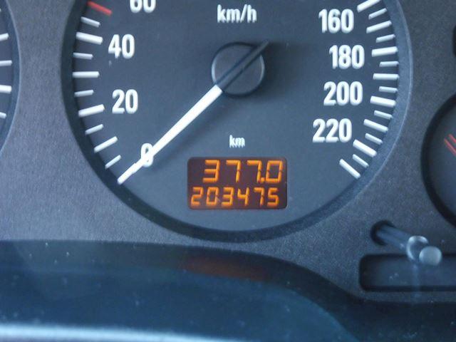 Opel Zafira 2.2-16V Maxx/automaat/bj2004/VERKOCHT