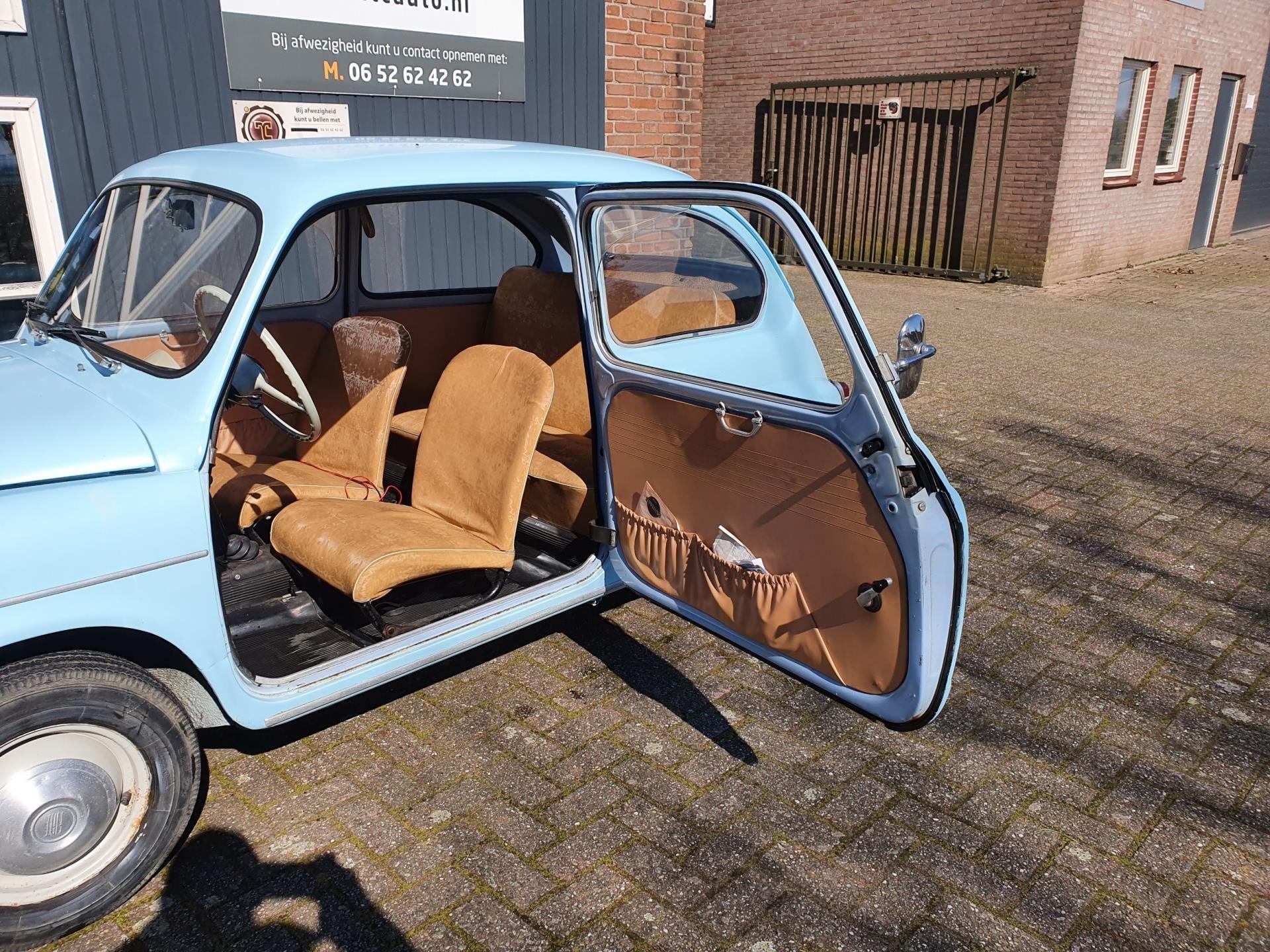 Fiat 600 occasion - TC Auto