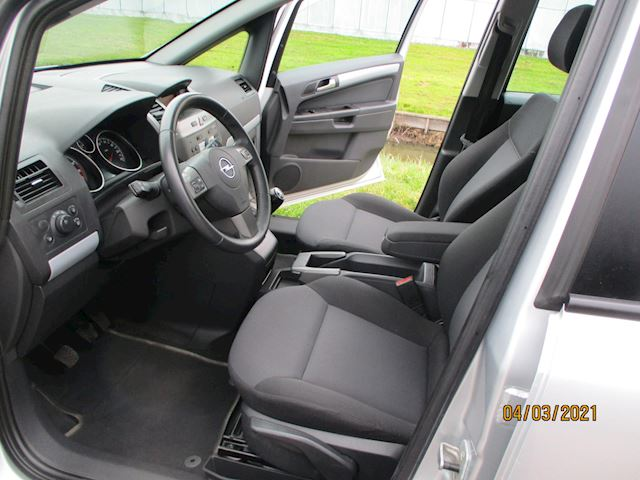 Opel Zafira 1.6 Business 7 Persoons