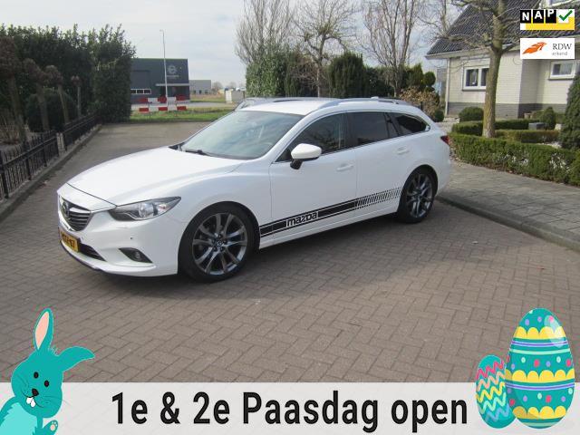 Mazda 6 Sportbreak occasion - Garage H. Aarden