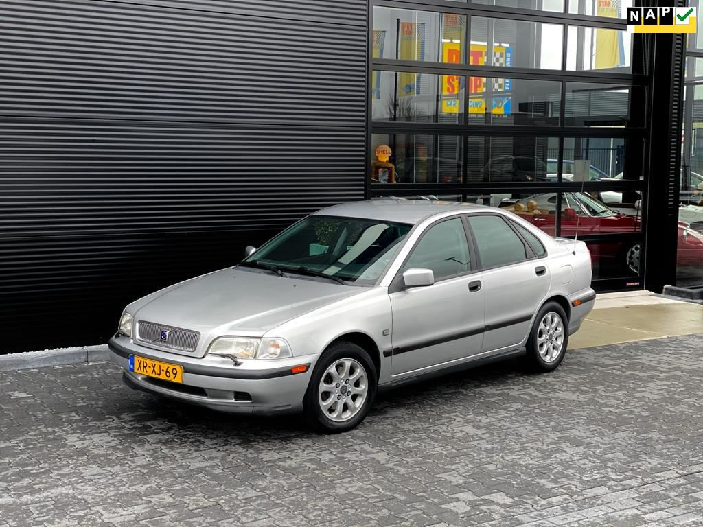 Volvo S40 occasion - Pitstop Car Trading