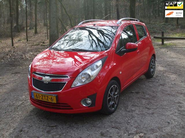 Chevrolet Spark occasion - G. Hubers Auto's