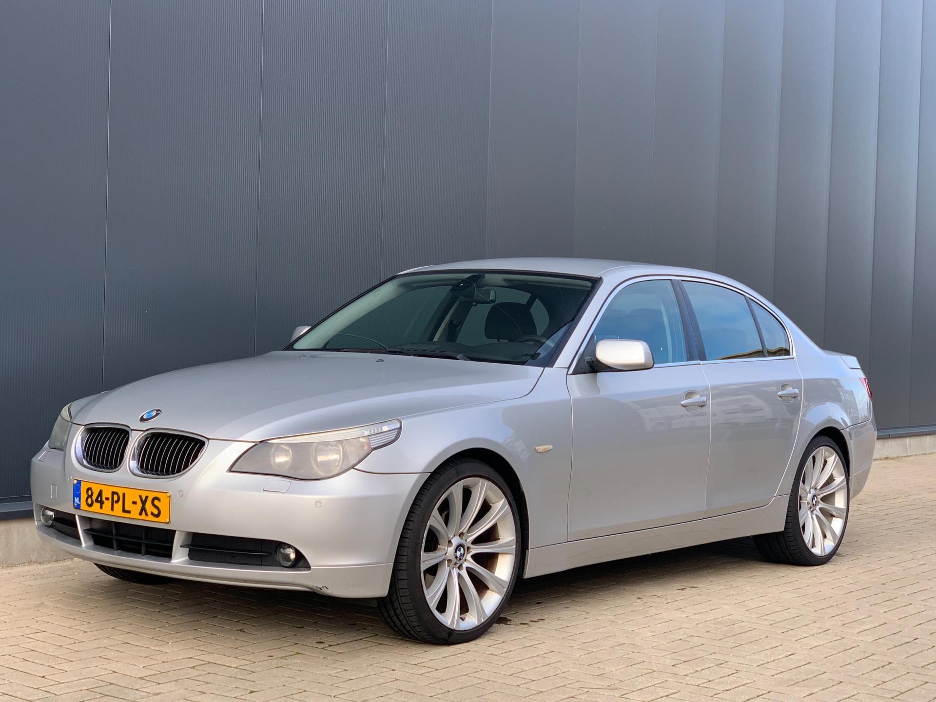 BMW 5-serie occasion - Van Es Auto's