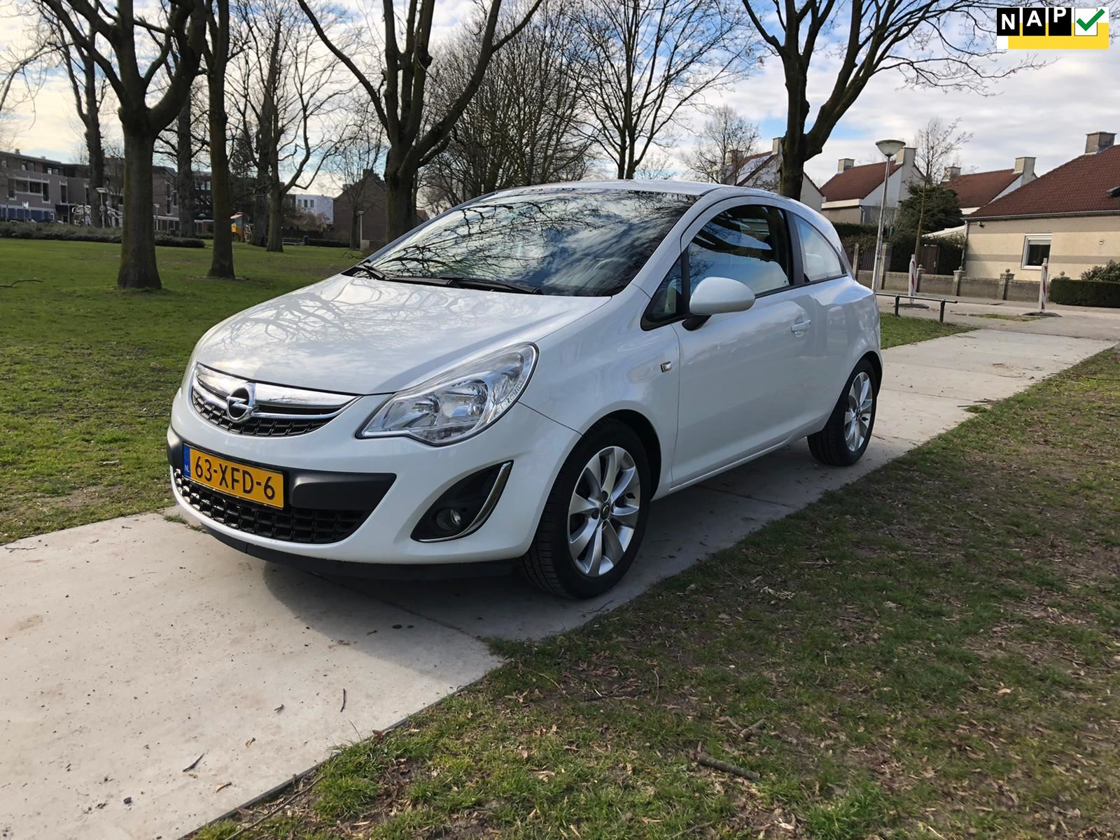 Opel Corsa occasion - Garage Roxs