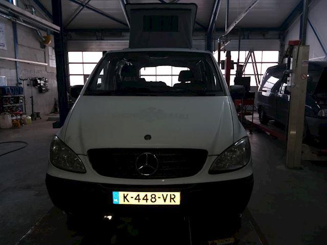 Mercedes-Benz 639 VITO 109 CDI Campeerauto 6 personen