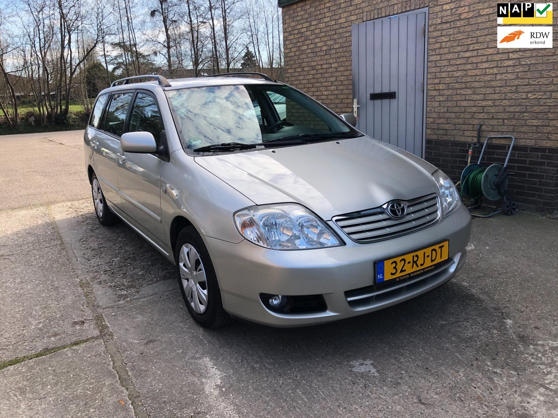 Toyota Corolla Wagon occasion - Wijdemeren Auto's