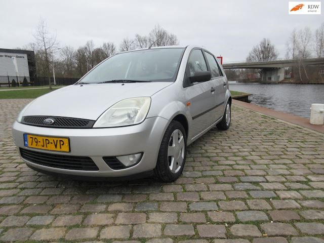 Ford Fiesta 1.4-16V First Edition airco 5drs