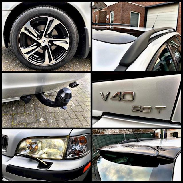 Volvo V40 2.0 T Dynamic Sports Edition/Navi/Clima/Alle Opties