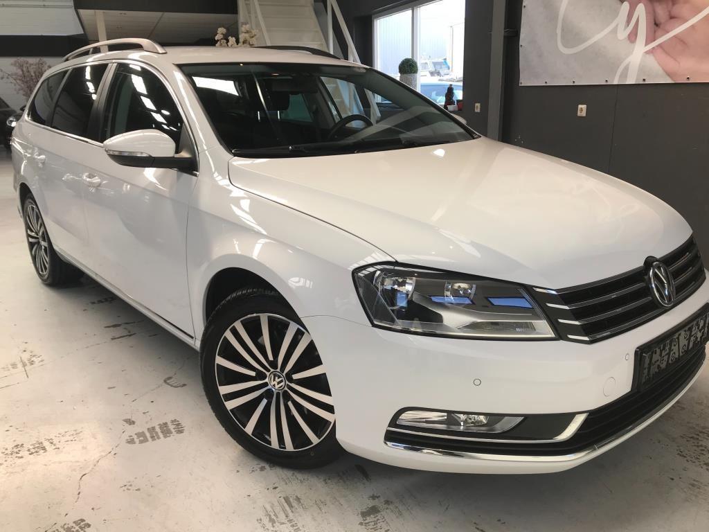 Volkswagen Passat Variant occasion - Iwan Car Company