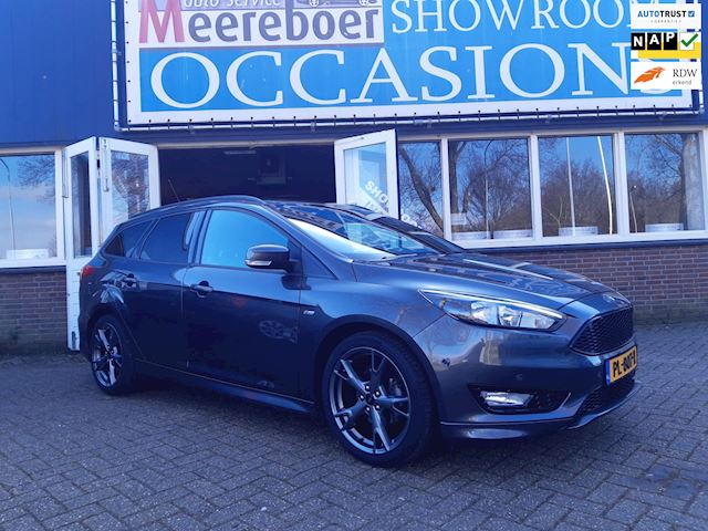 Ford Focus Wagon 1.0 ST-Line 125 PK ALS NIEUW! 28-7-2017