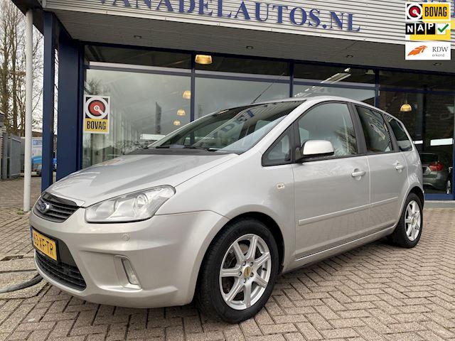 Ford C-Max 2.0-16V Trend Aut. NL-Auto NAP Parksens Cruise Airco Dealeronderhouden!