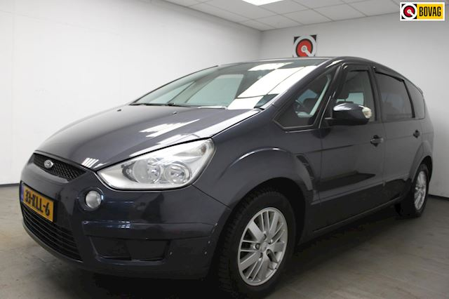 Ford S-Max 2.0 Trend FlexiFuel 7 ZITTER