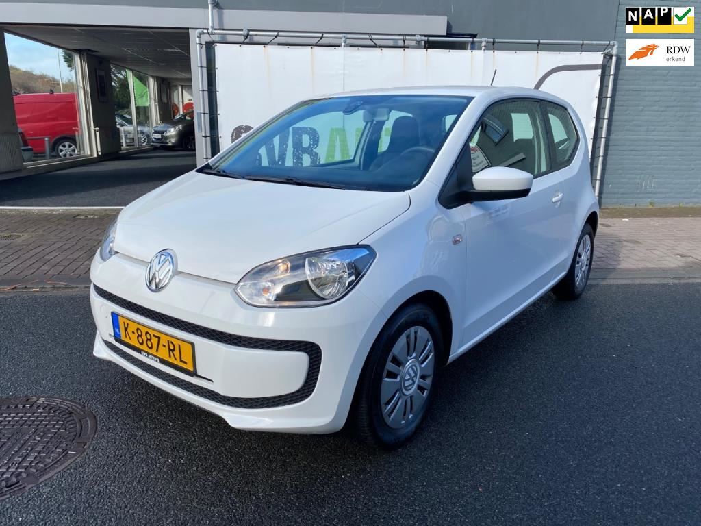 Volkswagen Up occasion - CVB Auto's