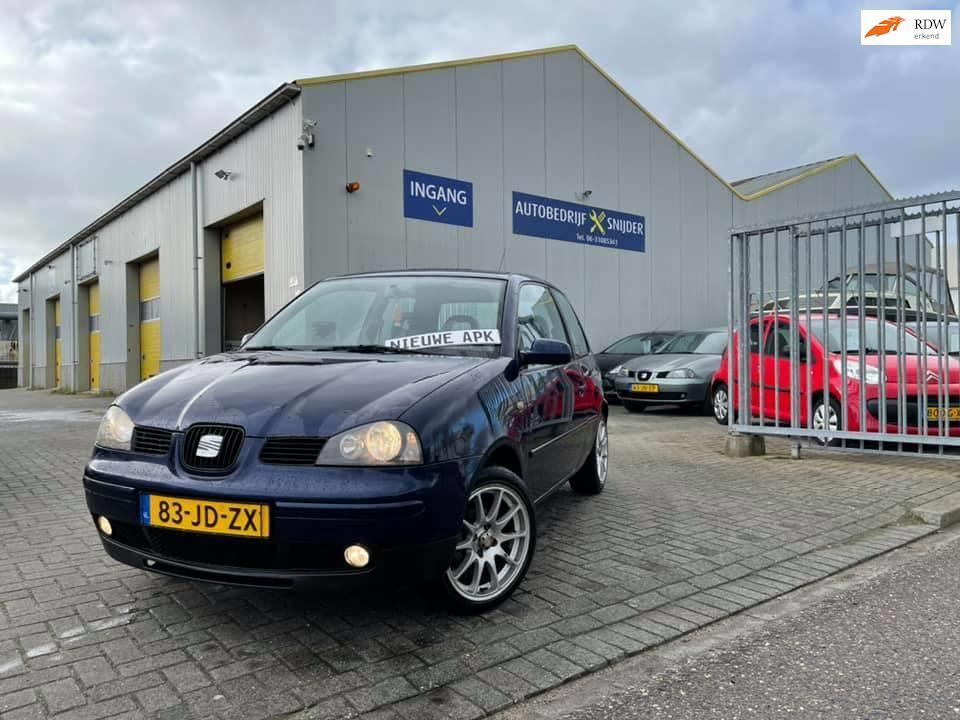 Seat Arosa occasion - Autobedrijf Snijder