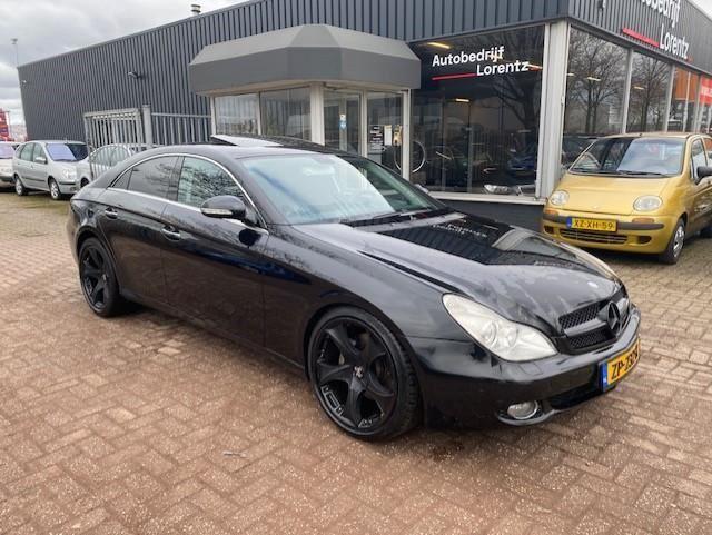 Mercedes-Benz CLS-klasse occasion - Autobedrijf Lorentz