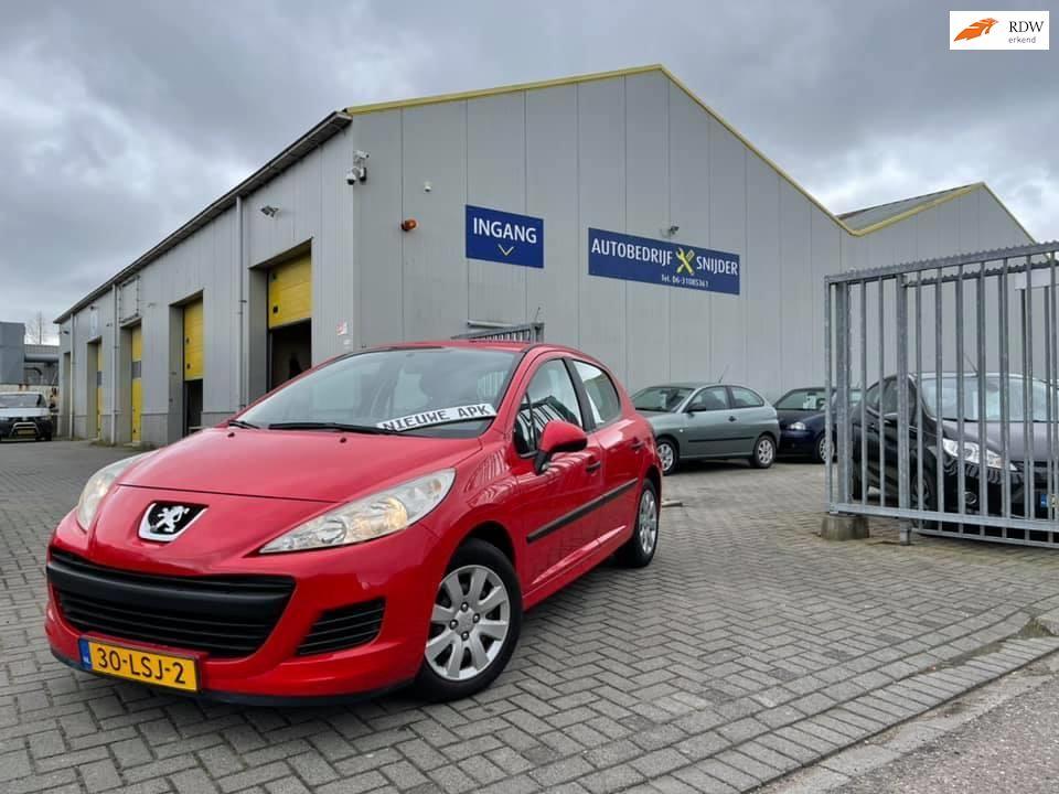 Peugeot 207 occasion - Autobedrijf Snijder