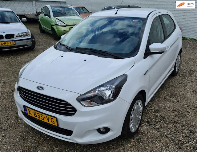 Ford Ka occasion - DeAuto nl