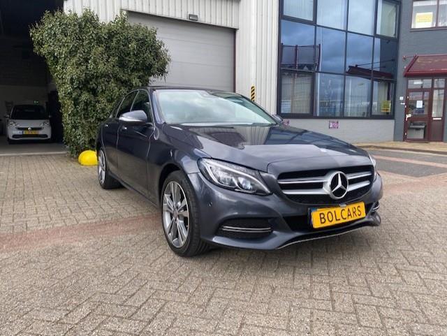 Mercedes-Benz C-klasse occasion - Bol Cars
