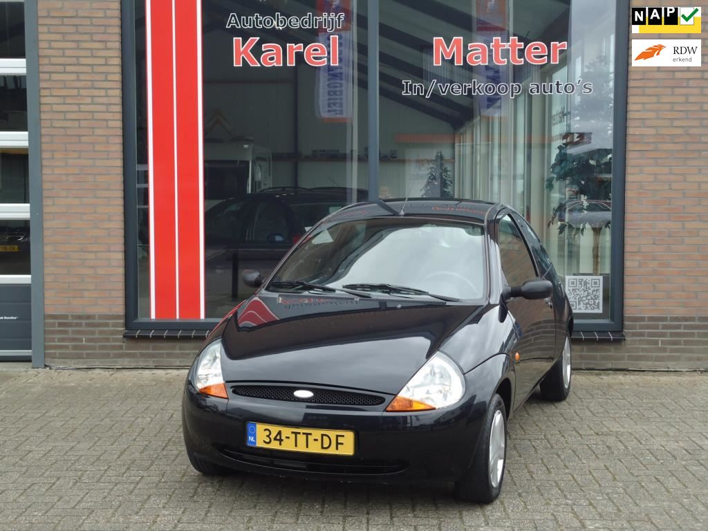 Ford Ka occasion - Autobedrijf Karel Matter