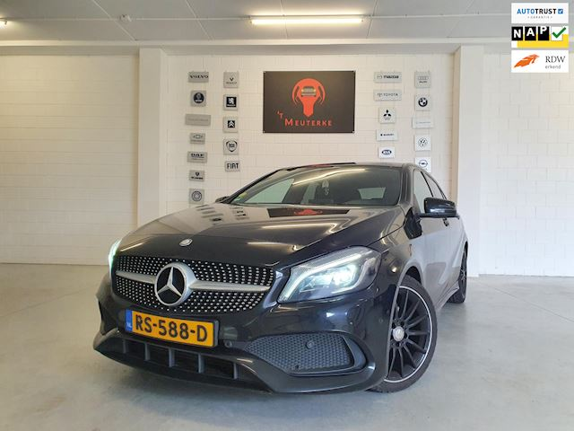 Mercedes-Benz A-klasse occasion - 't Meuterke