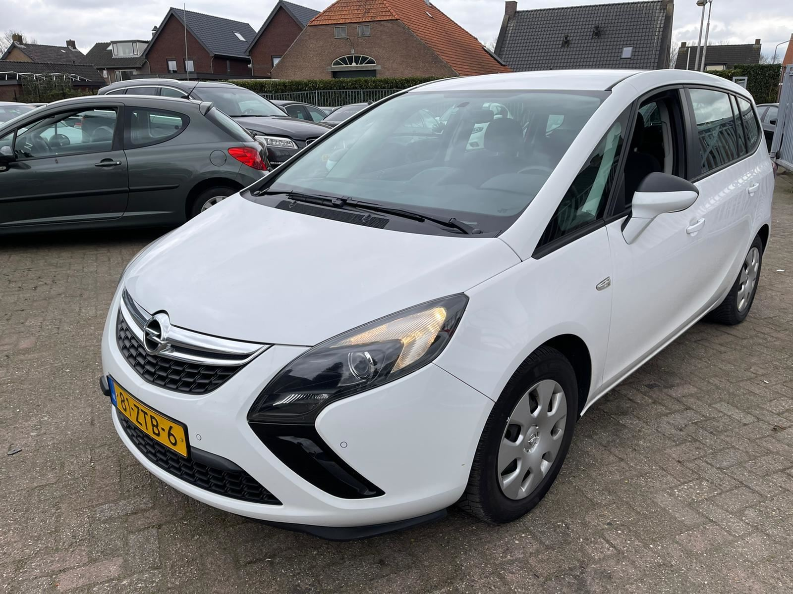 Opel Zafira Tourer occasion - DDM Export B.V.