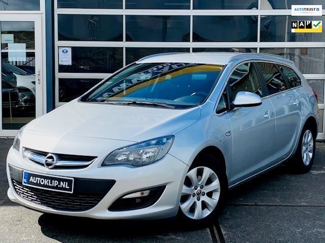 Opel Astra Sports Tourer occasion - Gebroeders De Klip