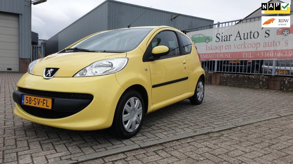 Peugeot 107 occasion - Siar Auto's
