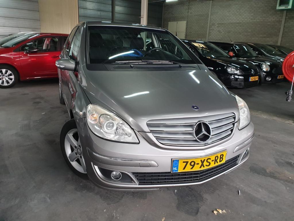 Mercedes-Benz B-klasse occasion - DDM Export B.V.