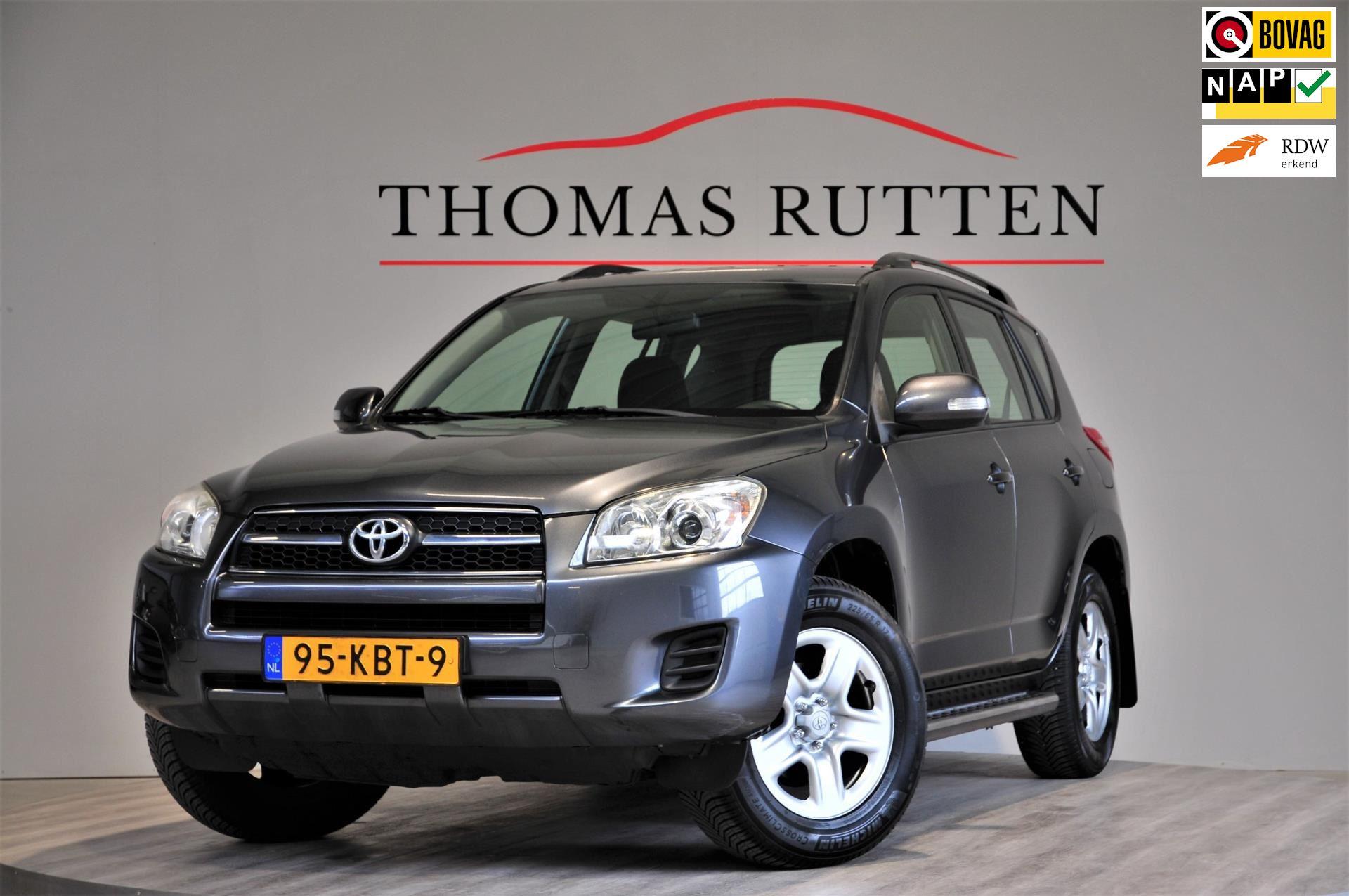 Toyota RAV4 occasion - Autobedrijf Thomas Rutten