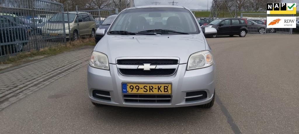 Chevrolet Aveo occasion - Autohandel Wurie