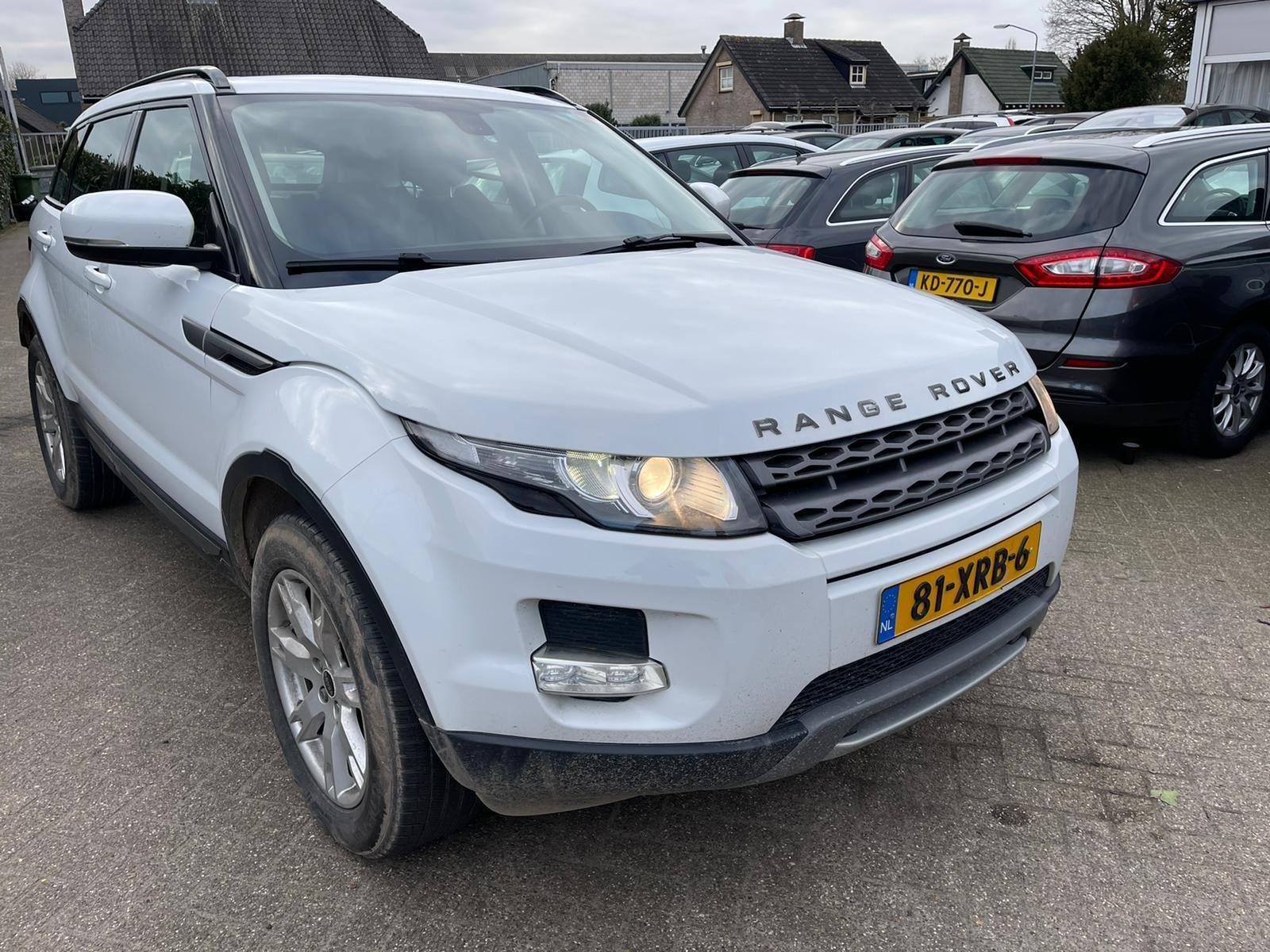 Land Rover Range Rover Evoque occasion - DDM Export B.V.