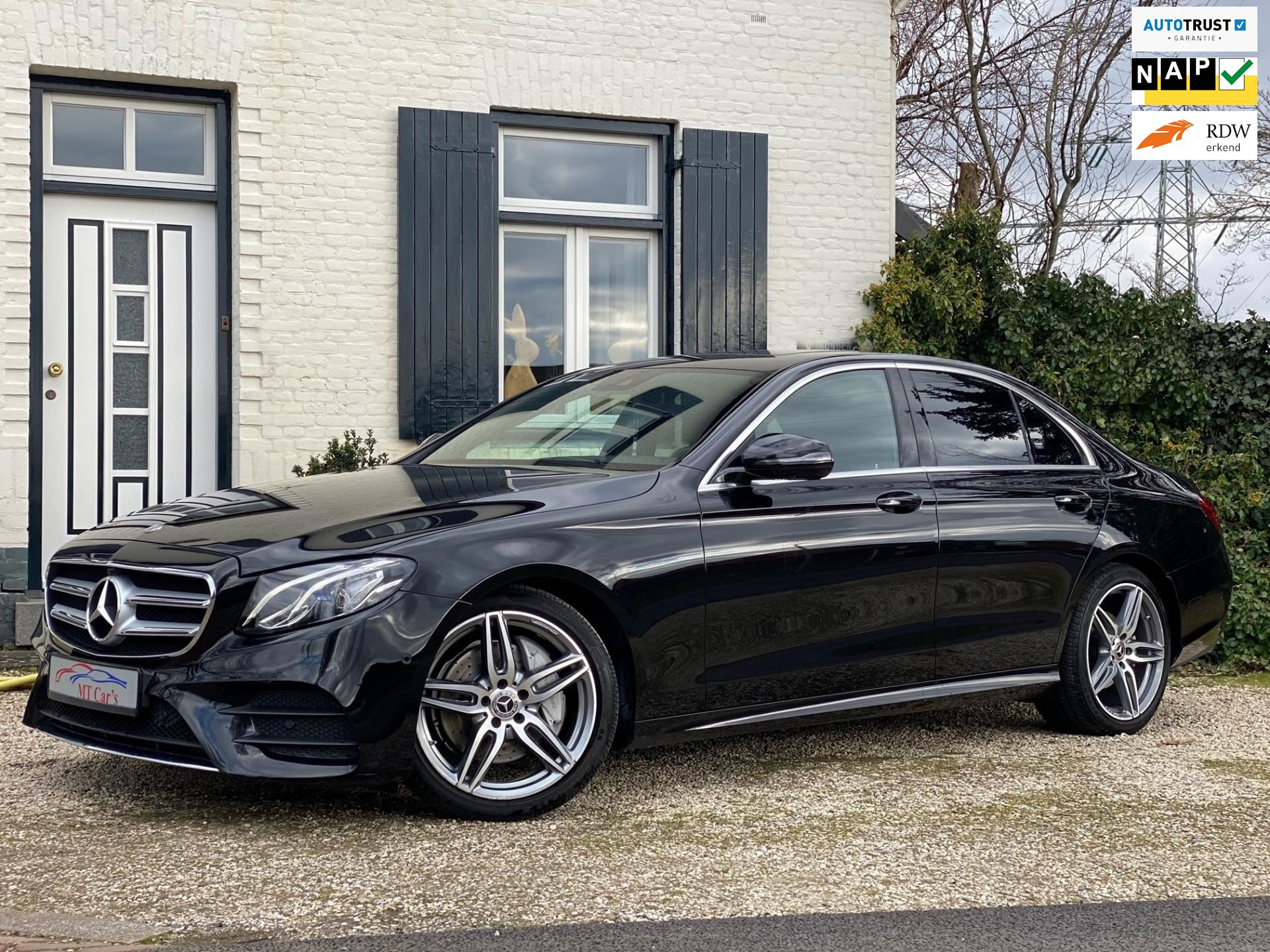 Mercedes-Benz E-klasse occasion - M.T.  Cars & Carcleaningcenter