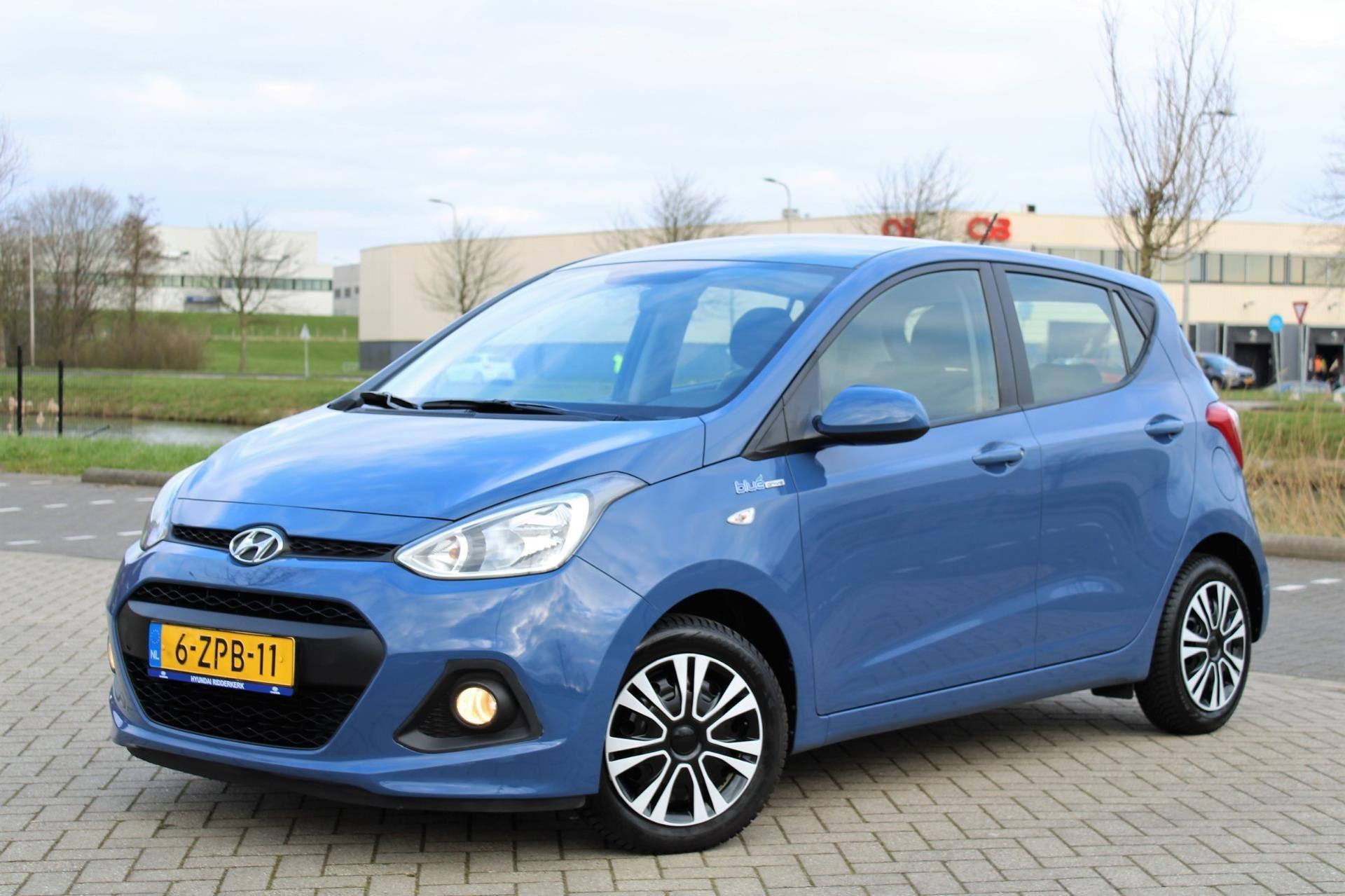 Hyundai I10 occasion - A tot Z Auto's B.V.